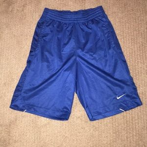 Men's small gym shorts